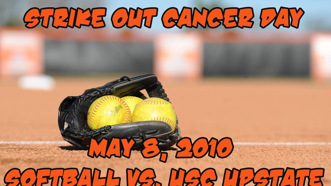 343ee02f58 Softball To Hold 'Strike Out Cancer Day' On Saturday - Campbell ...
