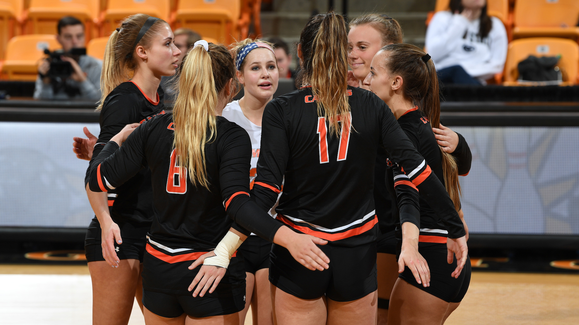 Volleyball Announces 2018 Signing Class Campbell University