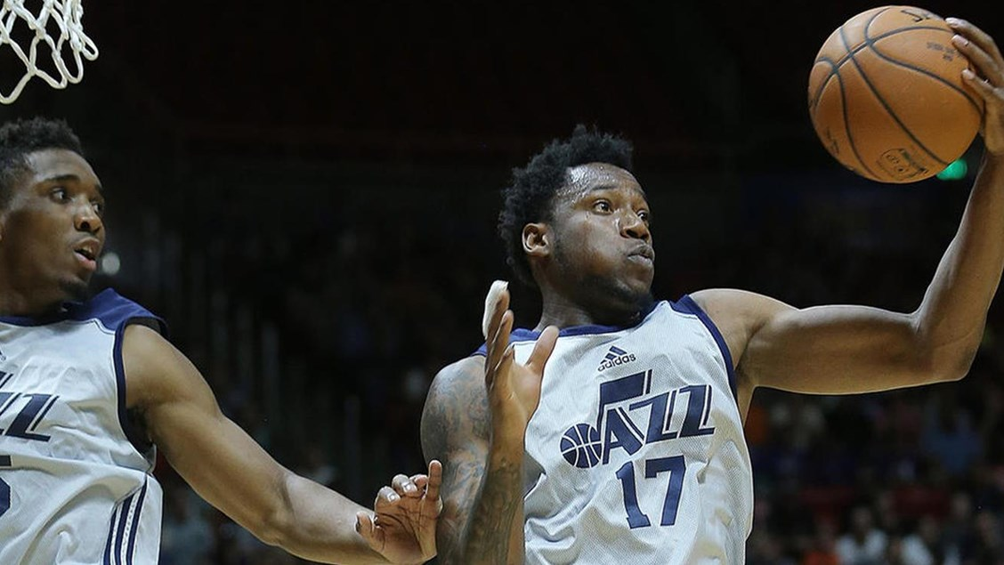 Former Camel Eric Griffin Signs Two Way Contract With Utah Jazz