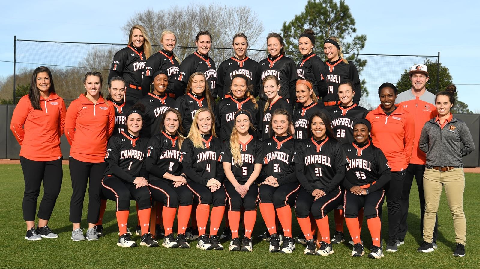 2019 Softball Roster - Campbell University